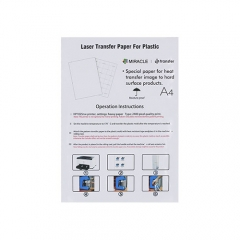 Laser Transfer Paper For Plastic